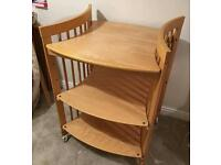 Stokke care changing table.