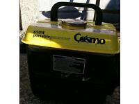 Cosmo 650w portable generator