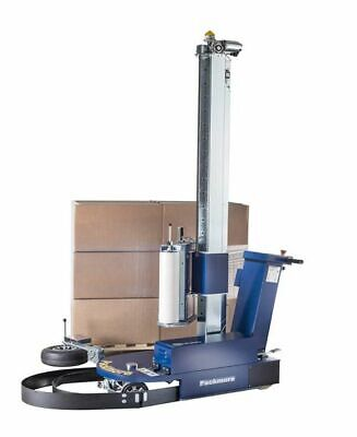 Girotondo Ac 2.4 Automatic Mobile Stretch Wrapping Machine