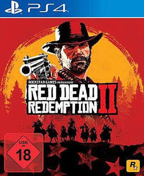 Red Dead Redemption 2 (ps4)  neu ovp  vorbestellung 26.10