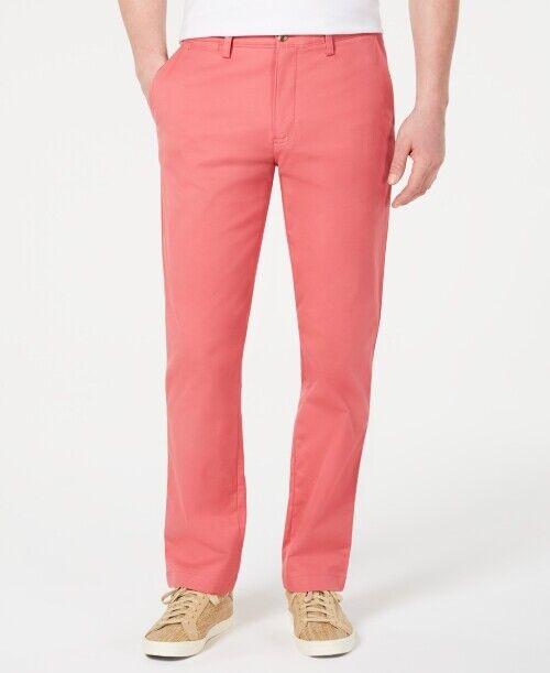Tommy Hilfiger Men's TH Flex Stretch Custom-Fit Chino Pants