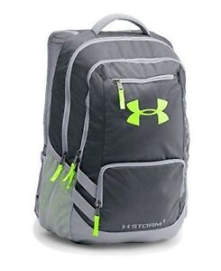 57643c6b58e Under Armour Storm Hustle II Backpack 16 Colors Stealth Gray/steel ...