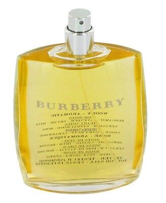 Burberry London Classic Cologne by Burberry for Men 3.3 / 3.4 oz Tester