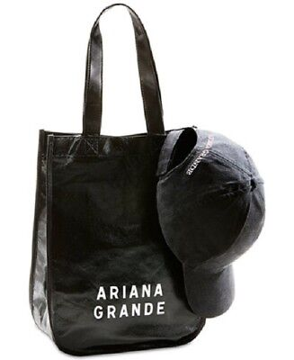 Ariana Grande Tote Bag With Hat