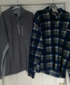 Fleeces x 2 (size xl)