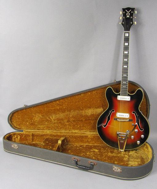 how to buy vox vintage guitars ebay. Black Bedroom Furniture Sets. Home Design Ideas