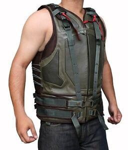 Replica of Bane's Vest  ( Mens Military Vest )