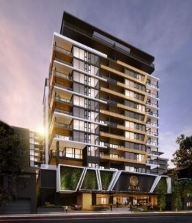 ATLAS South Brisbane Apartments | Display open for appoitments South Brisbane Brisbane South West Preview