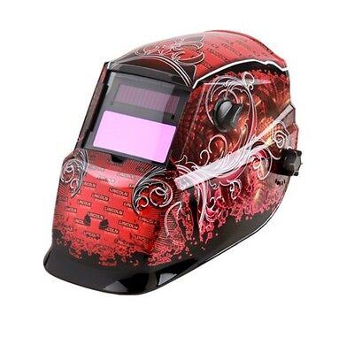 Lincoln Electric K2933-1 Grunge Auto Darkening 9-13 Helmet New