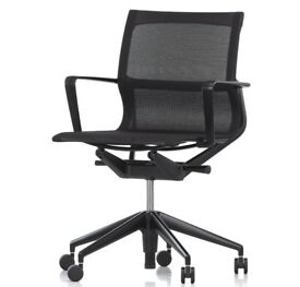 Vitra Physix office chair Black - Perfect condition