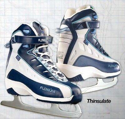 New DR SK55 soft boot junior girl's ice figure skates size sz 5 childs women jr ()
