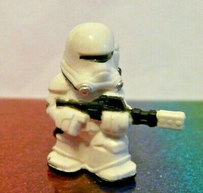 Star Wars Micro Force First Order FLAMETROOPER Micro Figure Mint OOP