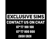 EXCLUSIVE GOLD VIP MOBILE NUMBERS ✅