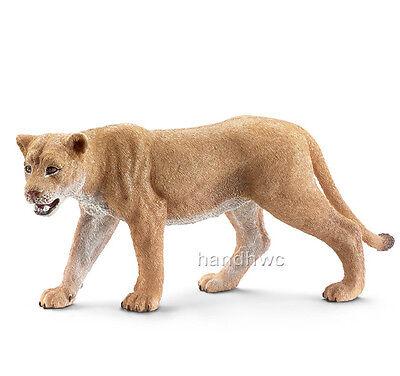 Schleich 14712 Lioness Wild Animal Female Lion Model Toy Figurine - NIP
