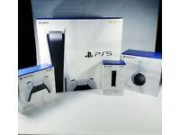 Sony PlayStation 5 Console with Disk Drive