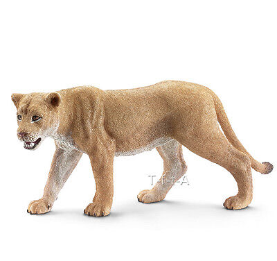 FREE SHIPPING | Schleich 14712 Lioness Female Lion Model - New in Package