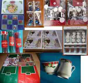 Brand New Holiday Hostess Items - Several Available