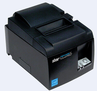 Tsp100iii Star Thermal Pos Printer Wlan Wifi Auto Cutter - Grey 39464710