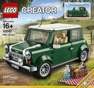 LEGO Mini Cooper - Hard to Find - New - Set 10242