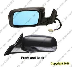 Door Mirror Power Driver Side Heated/Memory /Signal Acura TL 2009-2014