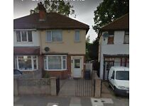 Three Bedroom Semi detached Longbridge Birmingham