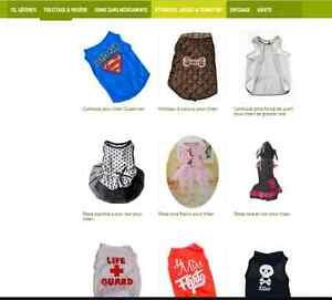 Vêtements pour femelle, vêtement pour mâle, Animaux en Ligne Lac-Saint-Jean Saguenay-Lac-Saint-Jean image 4