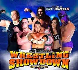 American Wrestling Showdown @ Pettycur Bay