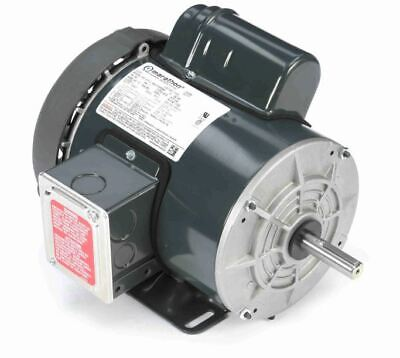 34 Hp 1725rpm 56 Frame 115230v Tefc Marathon Electric Motor Newfree Shipping