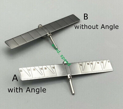 1pc Dental Surgical Positioning Locator Implant Locating Guide Angle Ruler Gauge