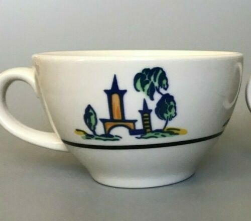 Vintage Syracuse China Classic Coffee Cup THE CLOISTER Sea Island Georgia