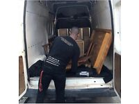 07508 640909 RATES START AT £20. HOUSE REMOVAL MAN & VAN HOME MOVER EBAY DELIVERY RUBBISH CLEARANCE