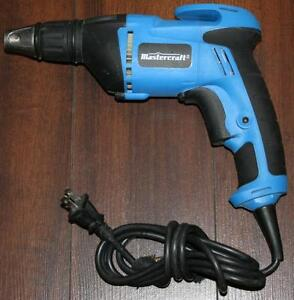 Mastercraft Drywall Screwgun Drill
