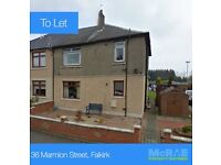 GOOD TENANTS WANTED FOR 2 BED FLAT, 36 MARMION STREET, FALKIRK, FK2 7RH