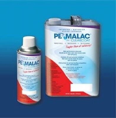 Permalac Original Clearcoat (Matte Finish) (55 Gallons )