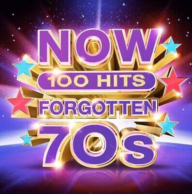 Various - NOW 100 Hits Forgotten 70s 5CD Box Set