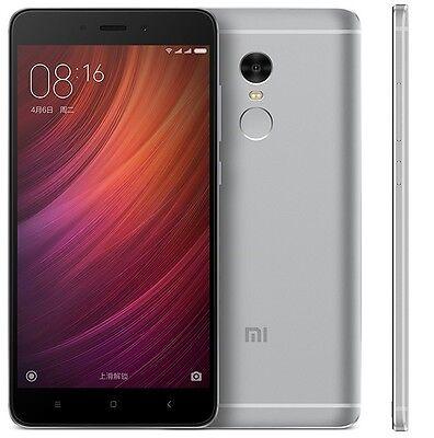 Xiaomi Redmi Note 4 5 5  64Gb 3Gb Ram Unlocked Phone Grey Uu