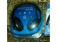 PlayStation 4 headphone brand new