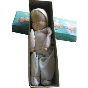 Shackman Sleepy Baby Adorable Little Doll 1957 Original Box