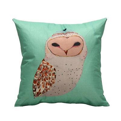 Linen Cotton Fashion Throw Pillow Case Cushion Cover Home Sofa Decoration Pillow