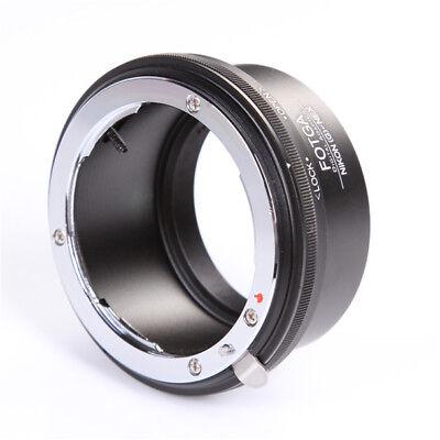 Nikon F Lens To Sony E-Mount Camera Adapter NEX A6000 A5000 A7 A7RIII A7RII US