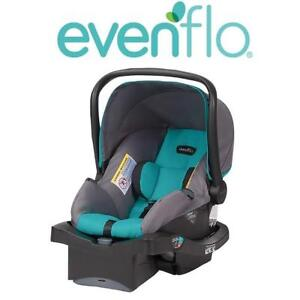 OB EVENFLO INFANT CAR SEAT 24504722 197757949 LITEMAX 35 SAFETY VEHICLE BABY OPEN BOX
