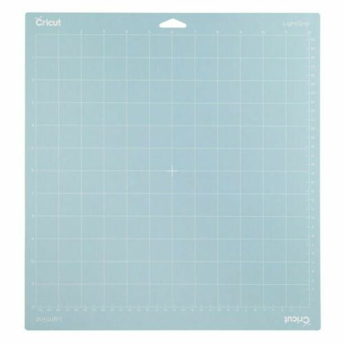 *New* Cricut LIGHT GRIP - BLUE CUTTING MAT Adhesive Factory Sealed Free Ship