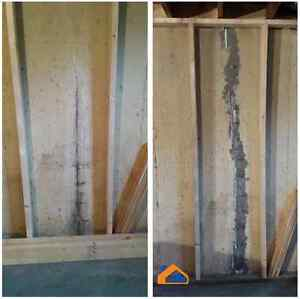 Permanent Foundation Crack Repair, Insured, WCB covered