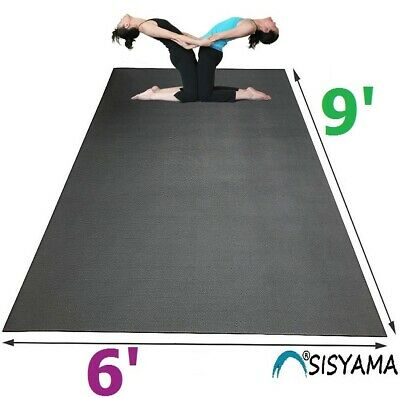 BCG Ombre Yoga Mat 4mm Purple// Core Power Yoga// Yoga for Beginners
