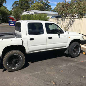 2004 Toyota Hilux Ute Margaret River Margaret River Area Preview
