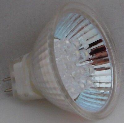 6 pcs. MR16 LED 1W 12V G5.3 AC/DC Warm White Flood Lamp Wide Beam Light (Led Mr16 Flood Bulb)
