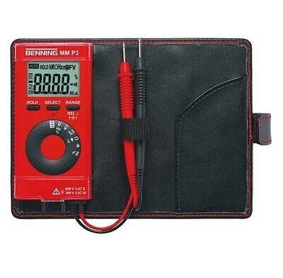 Benning Digital Multimeter MM P3 044084