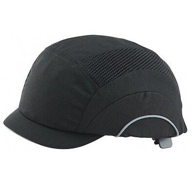 Format Anstoßkappe 2,5 cm Schirm schwarz kurz Cap Kappe