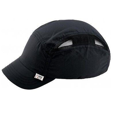 Voss Cap Anstosskappe modern style schwarz Kappe
