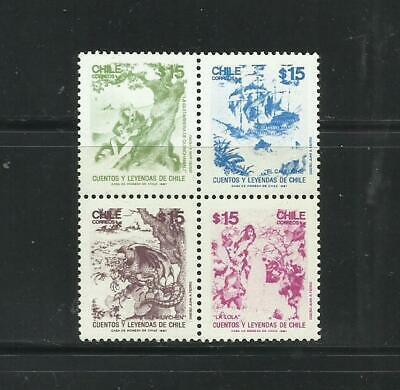 CHILE. Año: 1987. Tema: CUENTOS Y LEYENDAS CHILENAS. comprar usado  Enviando para Brazil